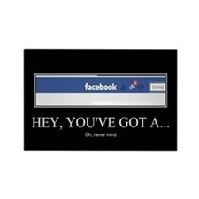 DeMotivational - Facebook Inbox - Magnet
