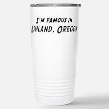 Funny Ashland Travel Mug