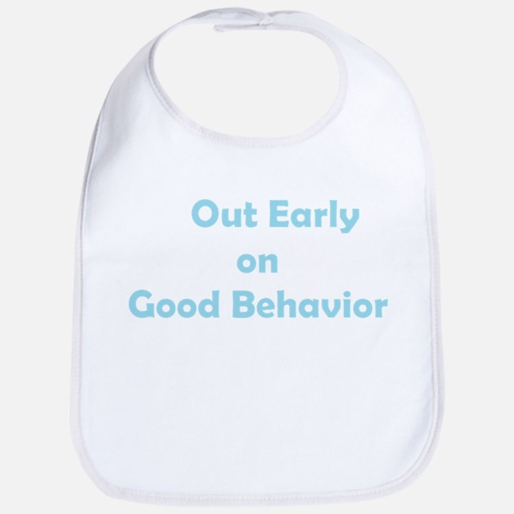 Good Behavior Bib