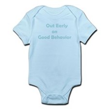 Good Behavior Onesie