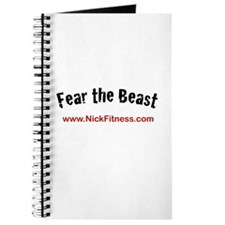Fear The Beast Exclusive Nick Journal
