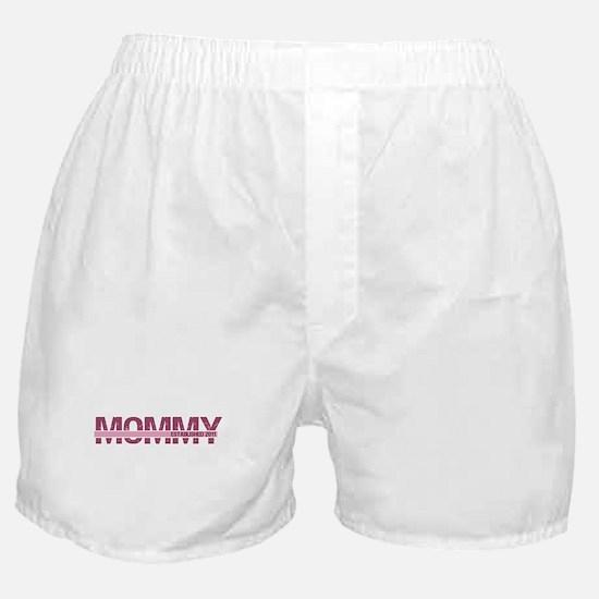 Mommy Established 2011 Boxer Shorts