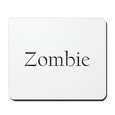 Zombie Mousepad