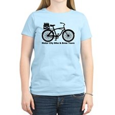 Motor City Brew Tours Logo T-Shirt