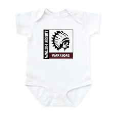 Walsh Jesuit Infant Bodysuit