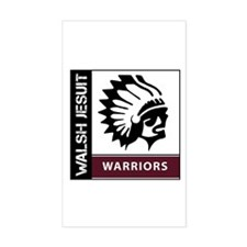 Walsh Jesuit Decal