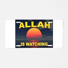 Cute Koran Aluminum License Plate