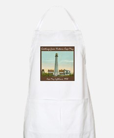Cape May Lighthouse BBQ Apron