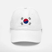Korean Flag Baseball Baseball Cap