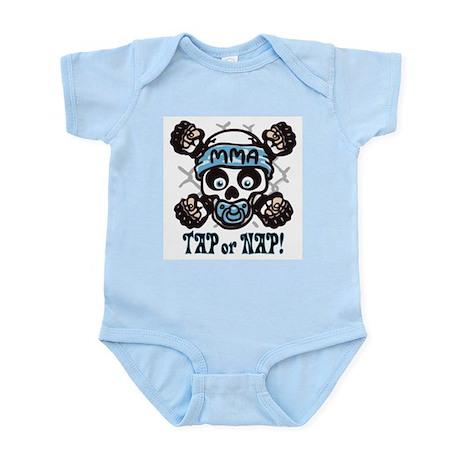 Tap or Nap Infant Bodysuit