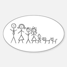 Perfect family Decal