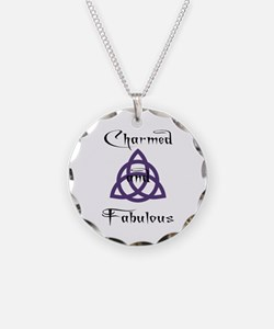 Charmed and Fabulous Triquetr Necklace