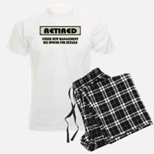 Funny Retirement Gift, Retire Pajamas