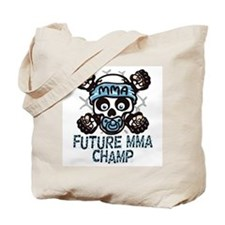 Future MMA Champ Tote Bag