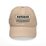 Funny retirement Classic Cap