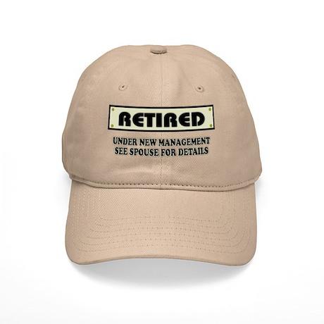 Retired, Under New Management Cap