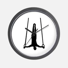 Gymnastics Wall Clock