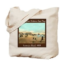 Cape May Beach Tote Bag