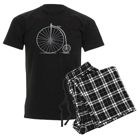 P-Far Men's Dark Pajamas
