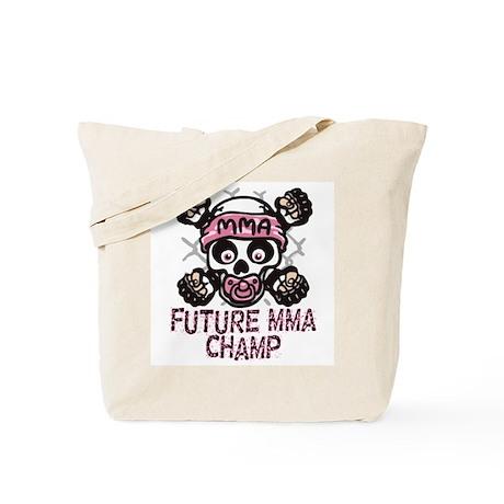 Future MMA Champ Tote Bag
