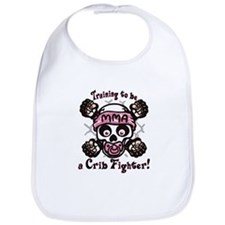 MMA Crib Fighter Bib