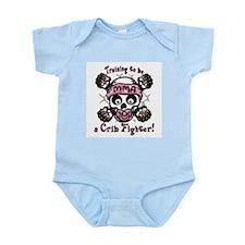 MMA Crib Fighter Infant Bodysuit