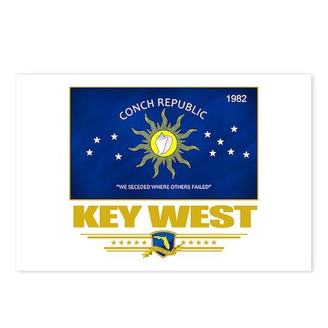 Key West Pride Postcards (Package of 8)
