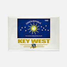 Key West Pride Rectangle Magnet