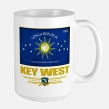 Key West Pride Large Mug