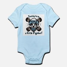 MMA Crib Fighter Infant Bodysuit