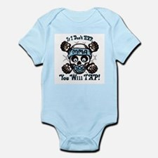 No Nap You'll Tap Infant Bodysuit