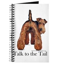Airedale Terrier Talk Journal