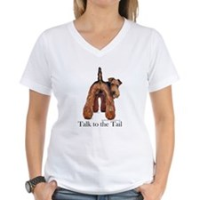 Airedale Terrier Talk Shirt