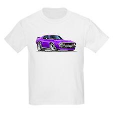 1971-74 Javelin Purple Car T-Shirt