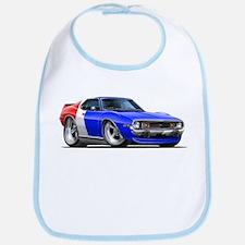 Javelin Red White Blue Car Bib