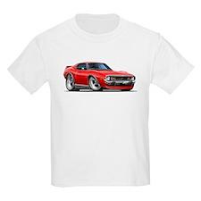 1971-74 Javelin Red Car T-Shirt