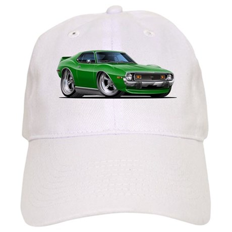1971-74 Javelin Green Car Cap