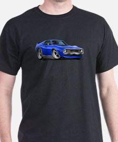 1971-74 Javelin Blue Car T-Shirt