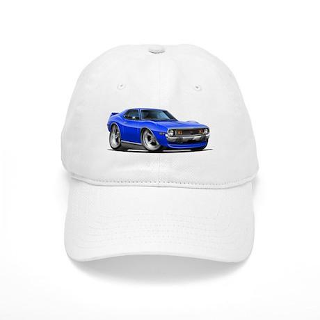 1971-74 Javelin Blue Car Cap