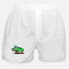 1969-70 Javelin Lime Car Boxer Shorts