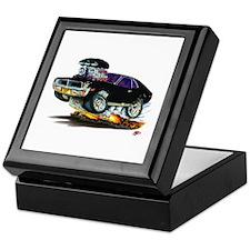 1969-70 Javelin Black Car Keepsake Box