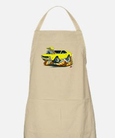 AMX Yellow Car Apron