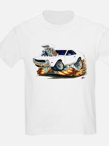 AMX White Car T-Shirt