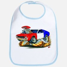 AMX RedWhiteBlue Car Bib
