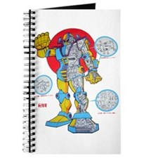 $14.99 Giant Robots for Japan! Journal