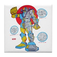 $9.99 Giant Robots for Japan! Mug Coaster