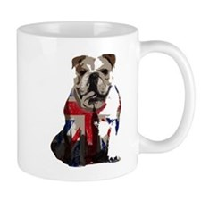 British Bulldog Mug