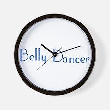 Belly Dancer Wall Clock
