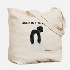 Junk in the Trunk Tote Bag