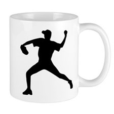 Baseball - Pitcher Mug
